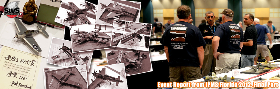 Event Report from IPMS Florida 2012, Final Part