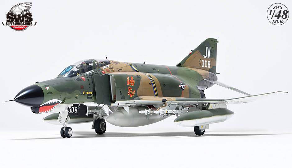 SWS 1/48 scale F-4E Early