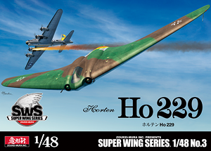 SWS 1/48 scale Ho 229 HORTEN | Zoukei-mura Inc